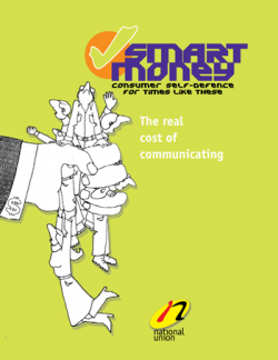 Download PDF of Smart Money - The real cost of communicating