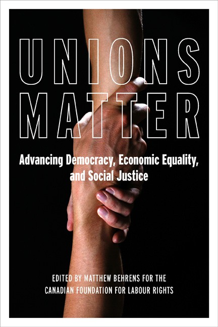cover of Unions Matter book