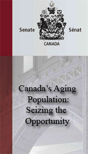 Download Senate Report - Canada's Aging Population: Seizing the Opportunity