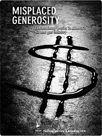 Download Misplaced Generosity - Extraordinary profits in Alberta's oil and gas industry