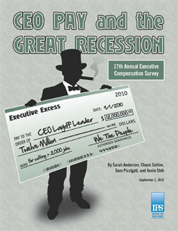 Download - CEO Pay and the Great Recession