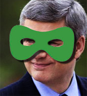 Canadian Prime Minister Stephen Harper has been increasingly isolated internationally by his opposition on behalf of big business to a Robin Hood tax on global financial transactions.