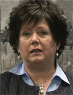 Joan Jessome, president of the Nova Scotia Government and General Employees Union (NSGEU/NUPGE)