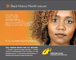 Black History Month (Posters for People #2)