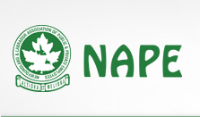 logo for the Newfoundland and Labrador Association of Public and Private Employees (NAPE)