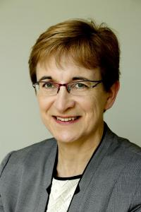 photo of Elisabeth Ballermann, NUPGE Secretary-Treasurer