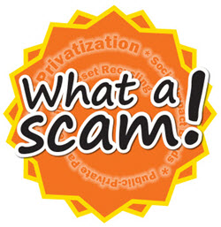 Privatization scam of the year