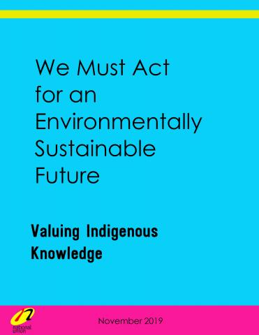 Valuing Indigenous Knowledge