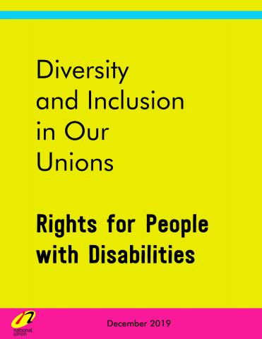 Cover image for: Rights for People with Disabilities