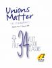 "Cover of ""Unions Matter: A Reader, Volume One"""